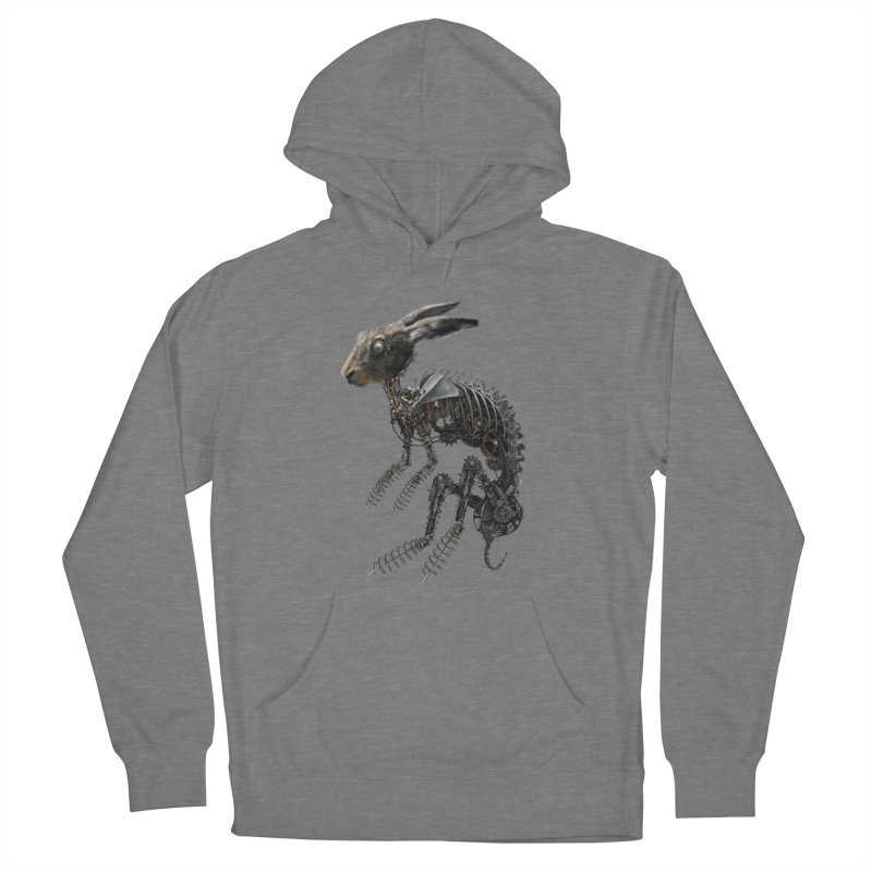 SPRING HARE Women's Pullover Hoody by The Dark Arts of Mister Sam Shearon