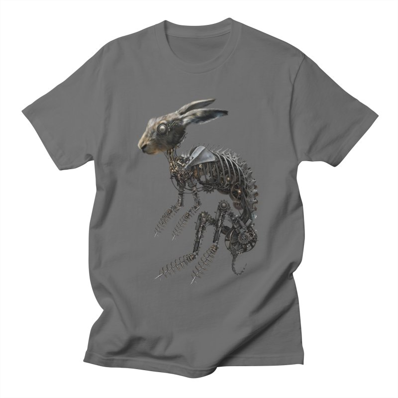 SPRING HARE Women's T-Shirt by The Dark Arts of Mister Sam Shearon