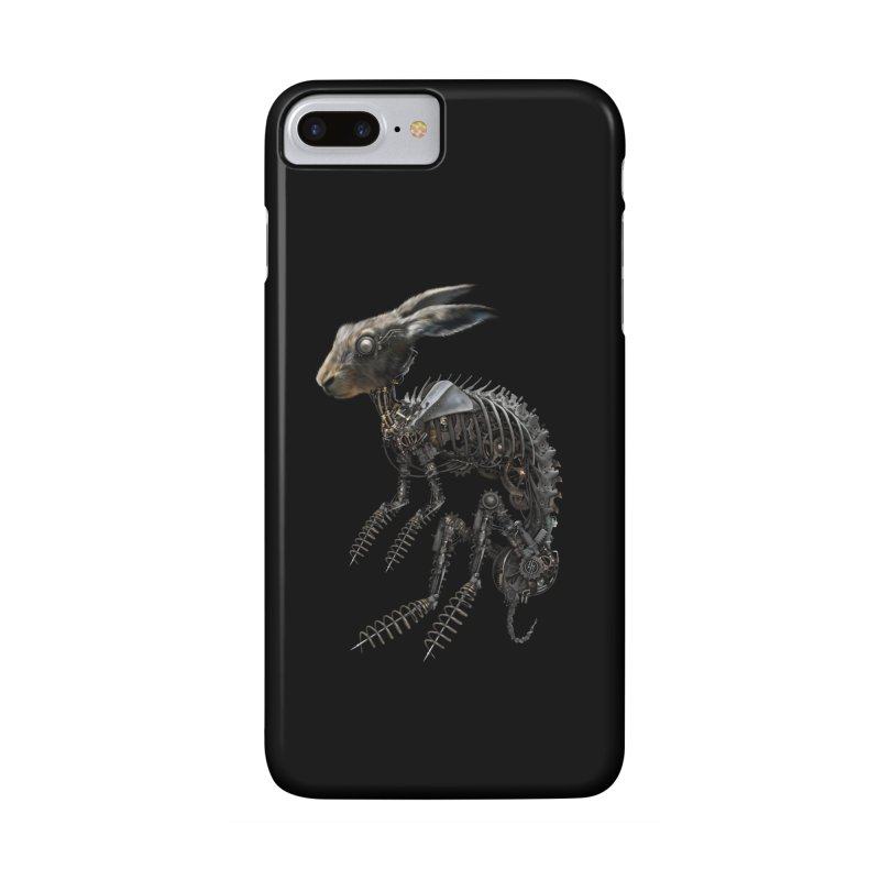 SPRING HARE in iPhone 7 Plus Phone Case Slim by