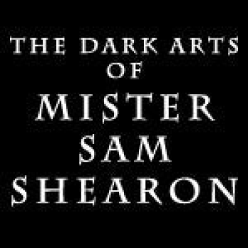 The Dark Arts of Mister Sam Shearon Logo