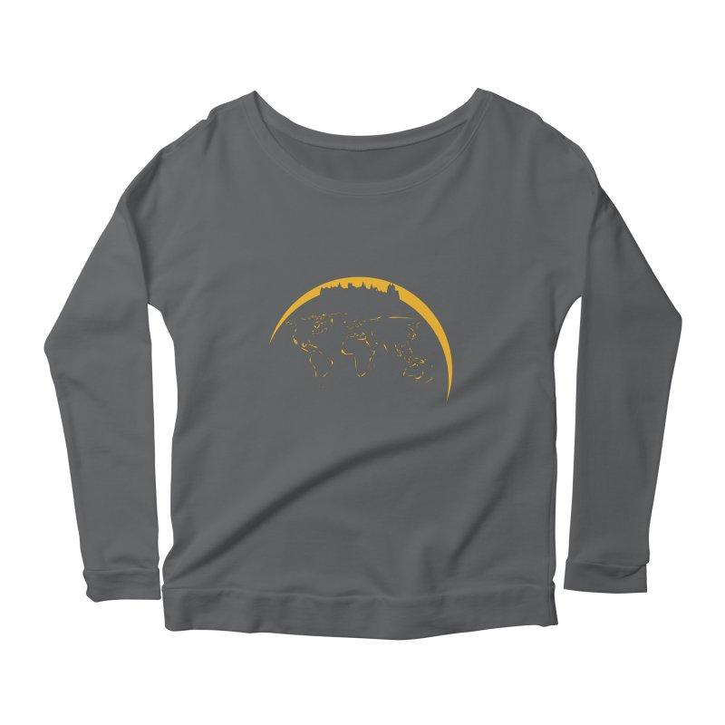 World Skyline Women's Longsleeve T-Shirt by Mişto Design Shop