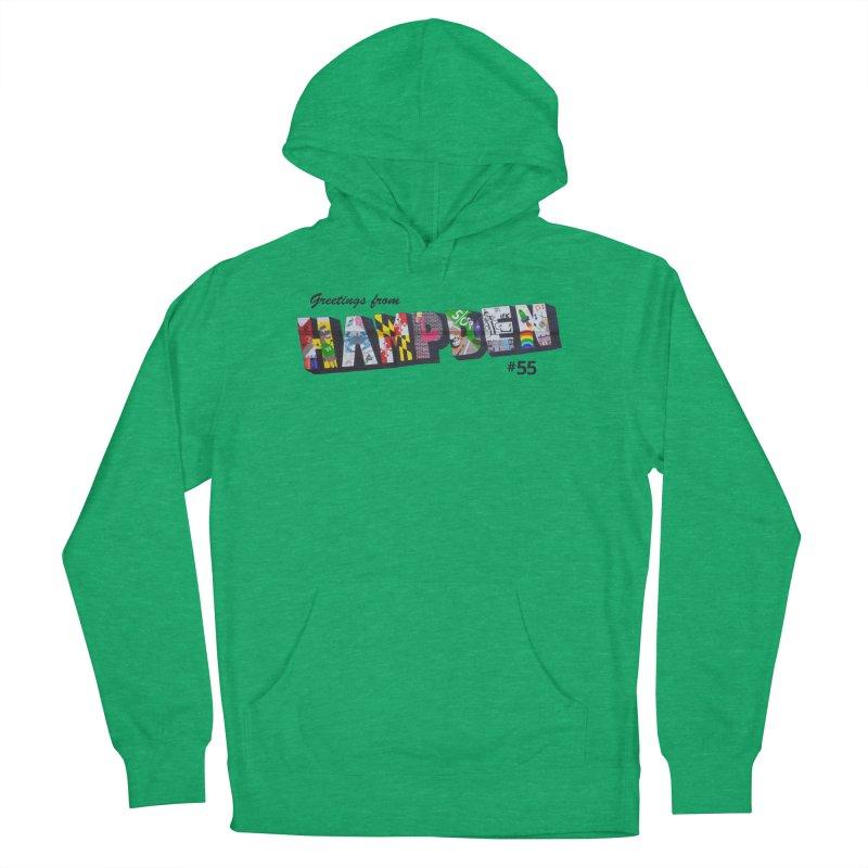 Hampden 55 Men's Pullover Hoody by FOH55