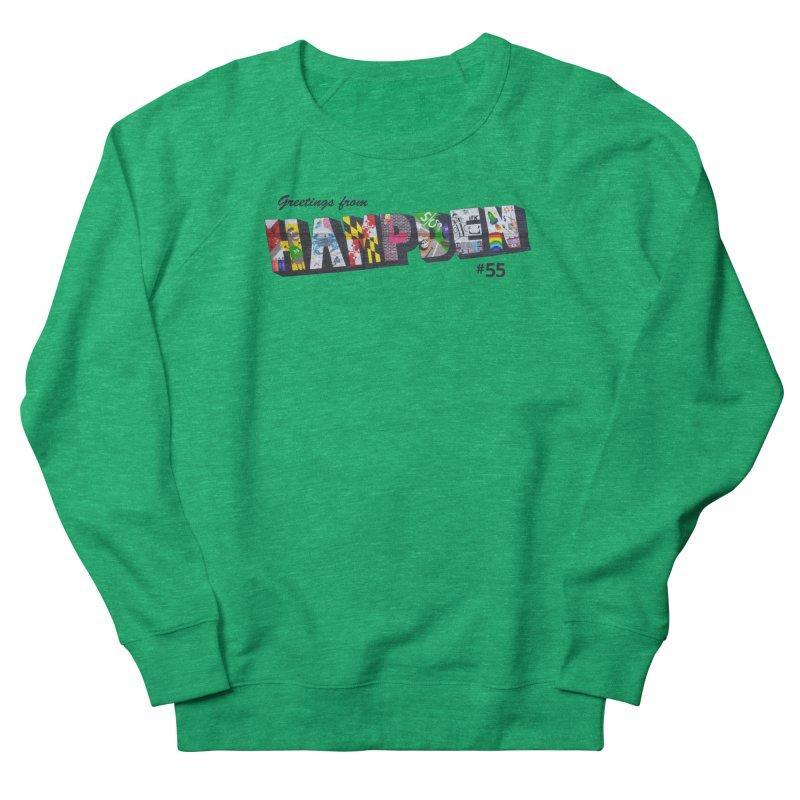 Hampden 55 Women's Sweatshirt by FOH55