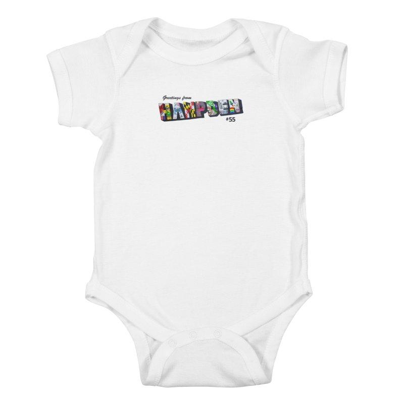 Hampden 55 Kids Baby Bodysuit by FOH55