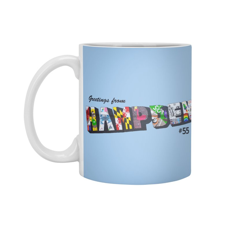 Hampden 55 Accessories Mug by FOH55