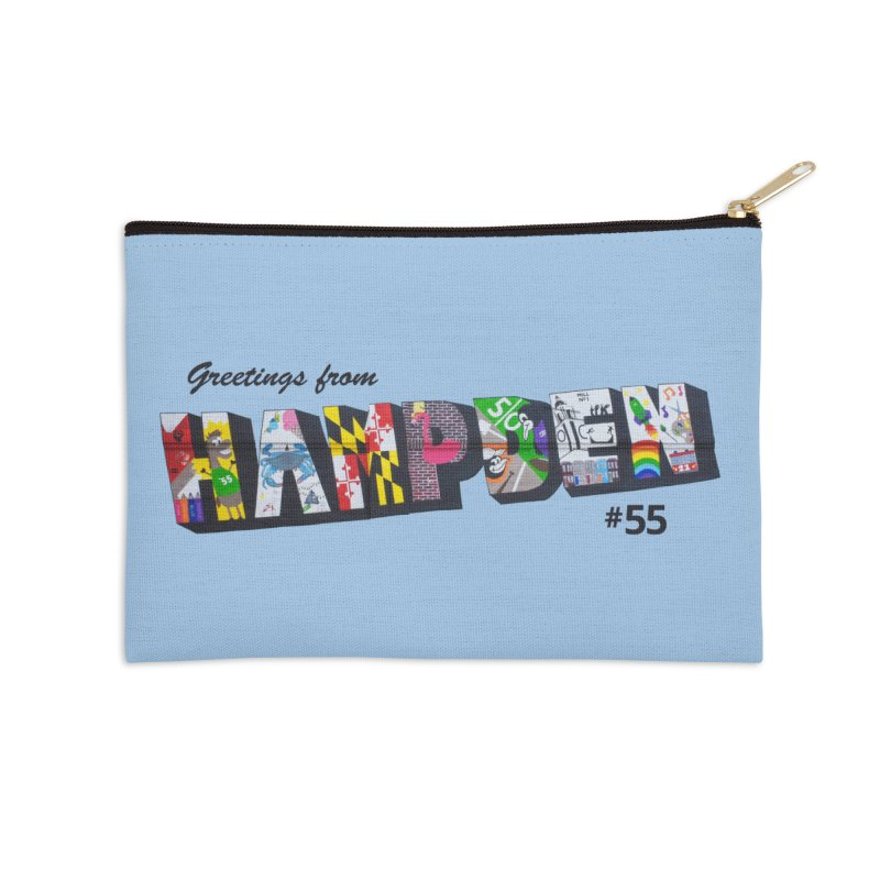 Hampden 55 Accessories Zip Pouch by FOH55