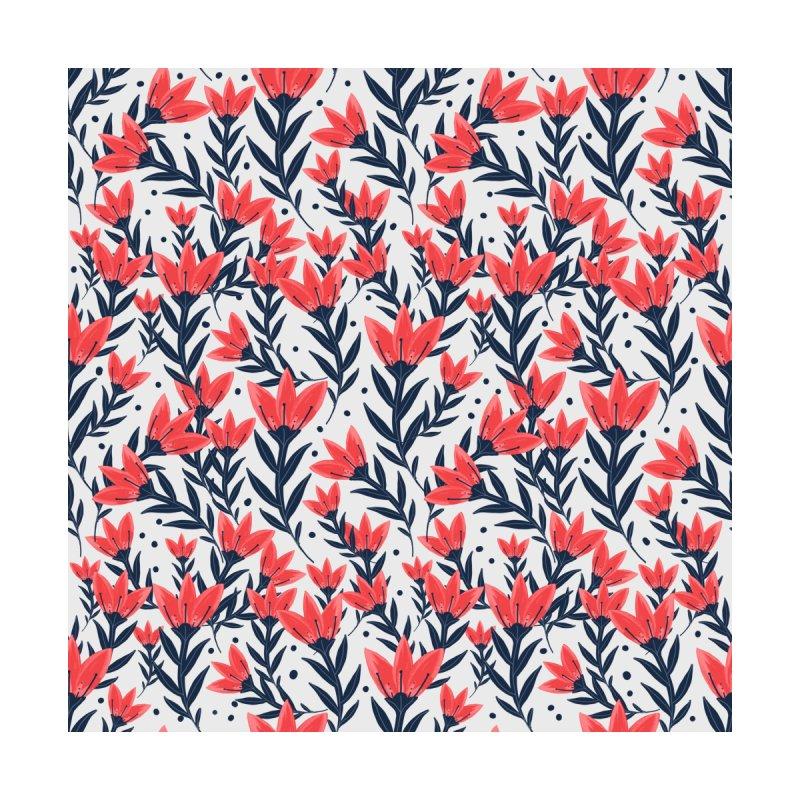Pink Bloom Men's Socks by Mitalim's Artist Shop
