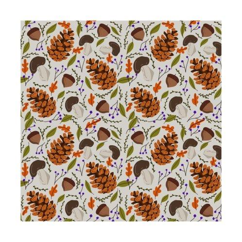 Design for Autumn Botanicals