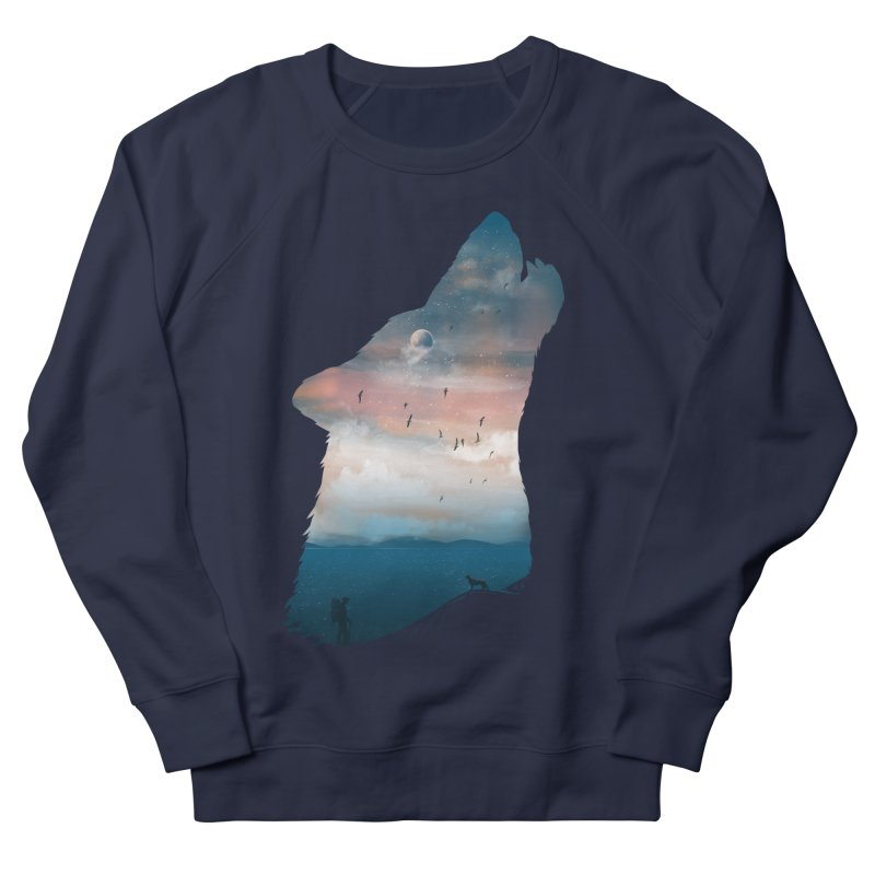 The Guardian Men's Sweatshirt by mitchdosdos's Shop