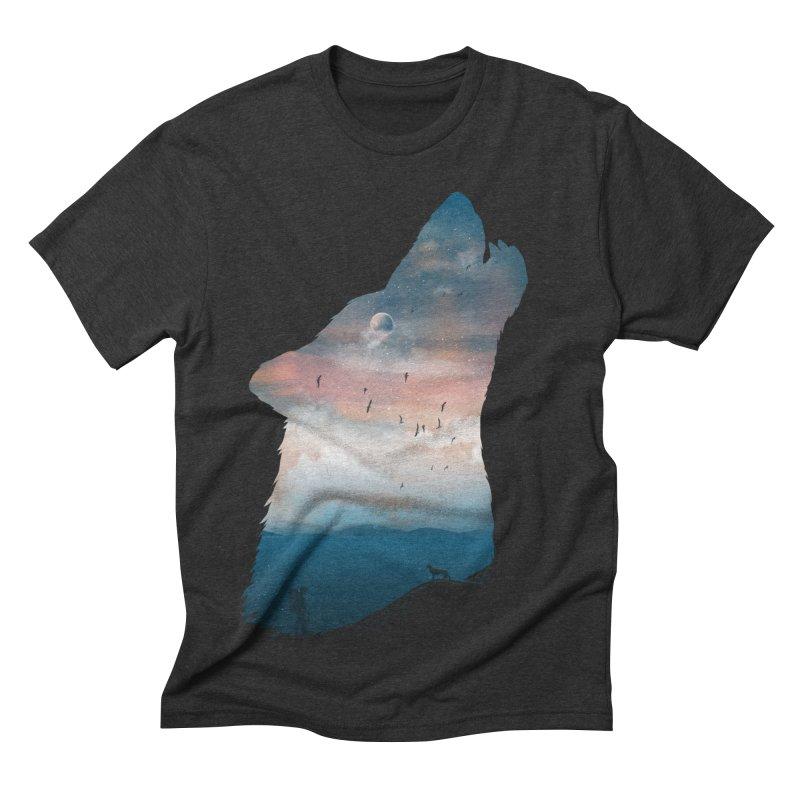 The Guardian Men's Triblend T-shirt by mitchdosdos's Shop