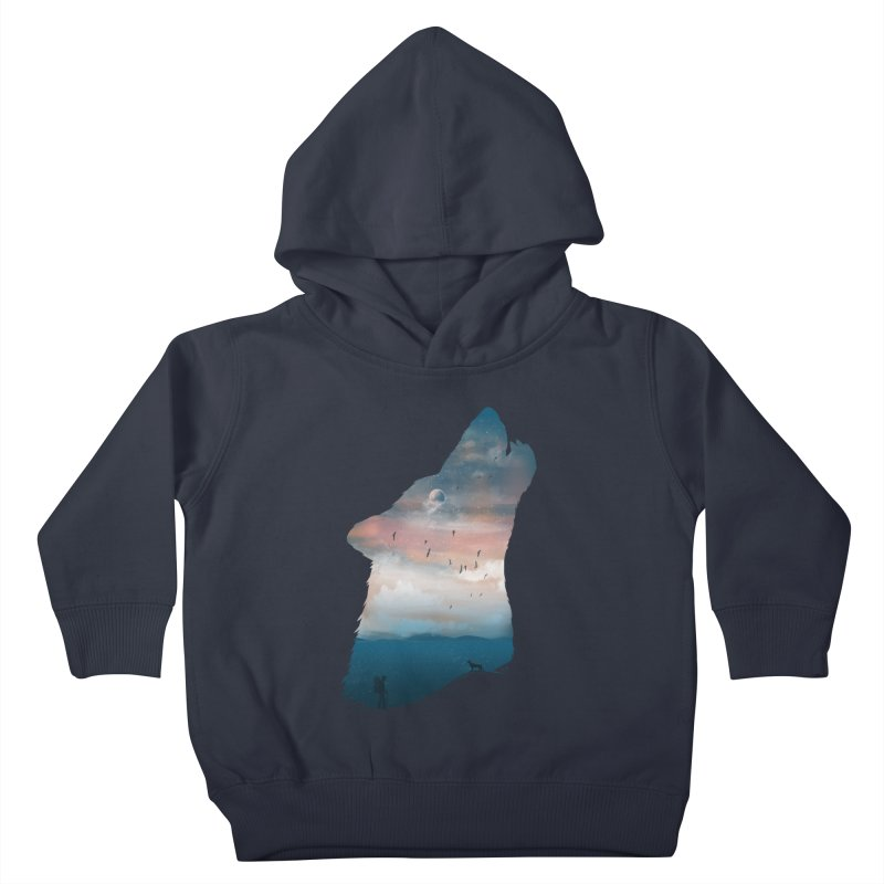The Guardian Kids Toddler Pullover Hoody by mitchdosdos's Shop