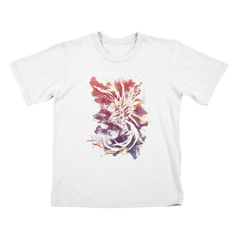 Phoenix Kids T-shirt by mitchdosdos's Shop