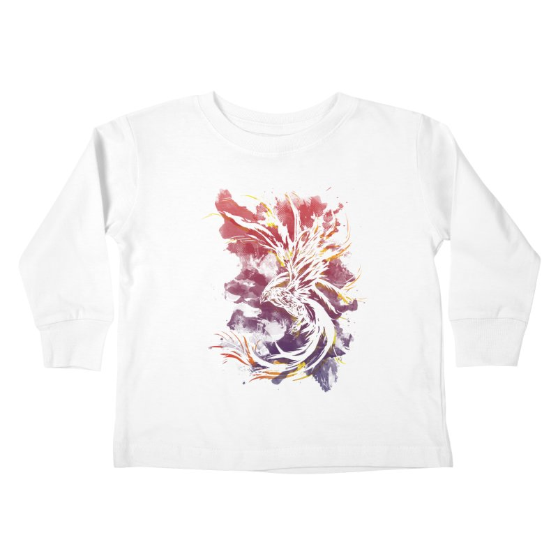 Phoenix Kids Toddler Longsleeve T-Shirt by mitchdosdos's Shop