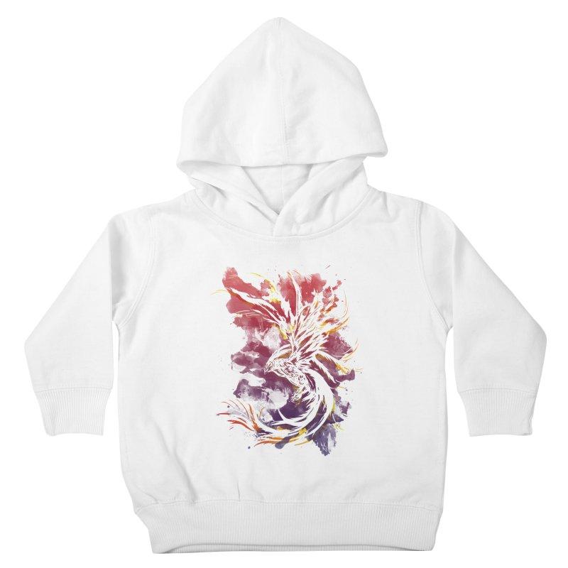 Phoenix Kids Toddler Pullover Hoody by mitchdosdos's Shop