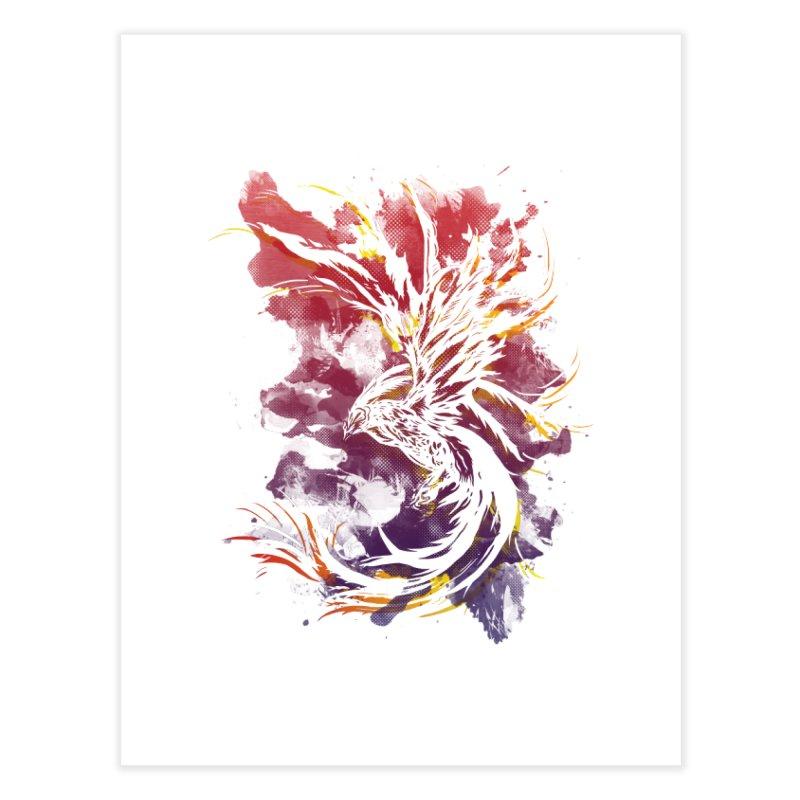 Phoenix Home Fine Art Print by mitchdosdos's Shop