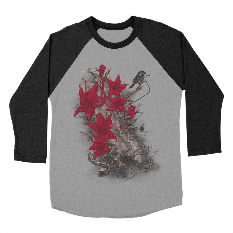 Habitat Women's Baseball Triblend T-Shirt by mitchdosdos's Shop