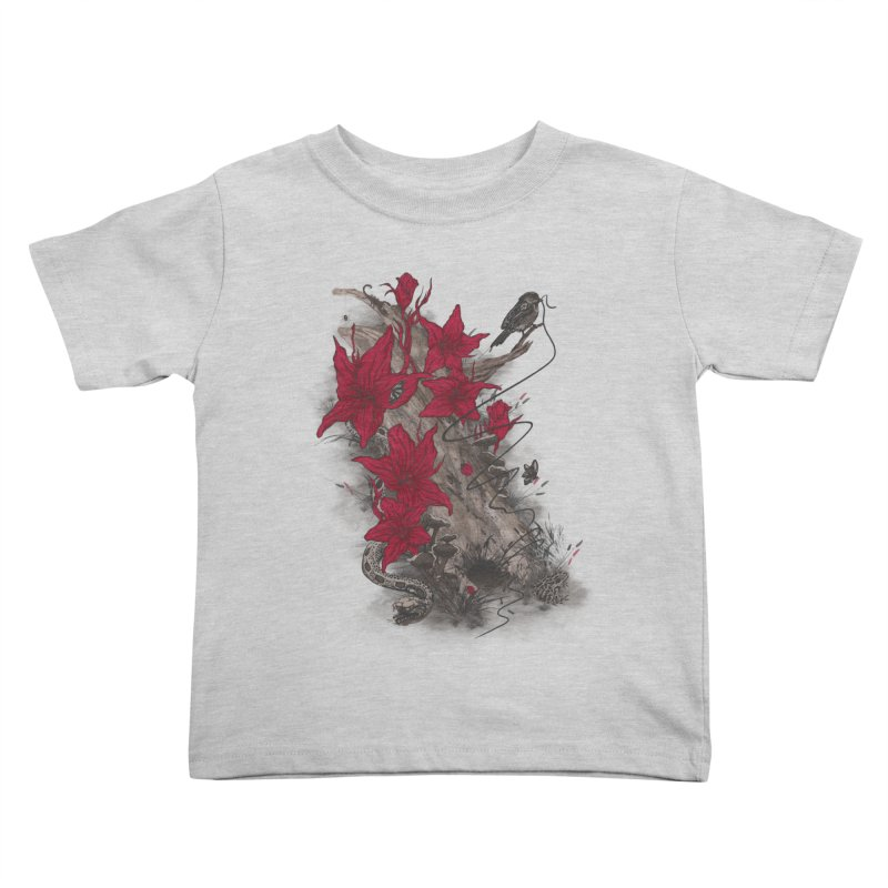 Habitat Kids Toddler T-Shirt by mitchdosdos's Shop