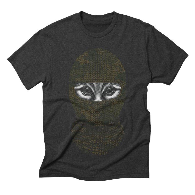9 Lives Ninja Men's Triblend T-shirt by mitchdosdos's Shop