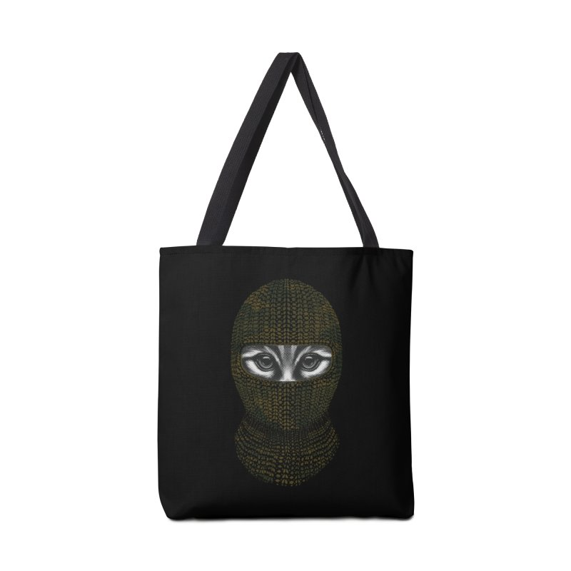 9 Lives Ninja Accessories Bag by mitchdosdos's Shop