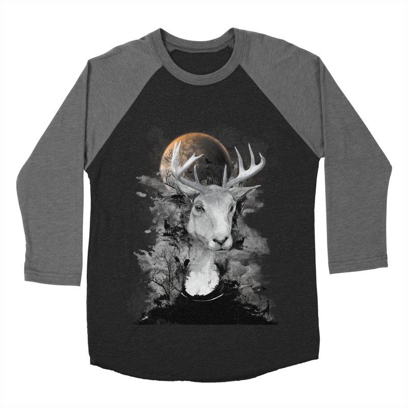 Wild Mona Lisa Women's Baseball Triblend T-Shirt by mitchdosdos's Shop