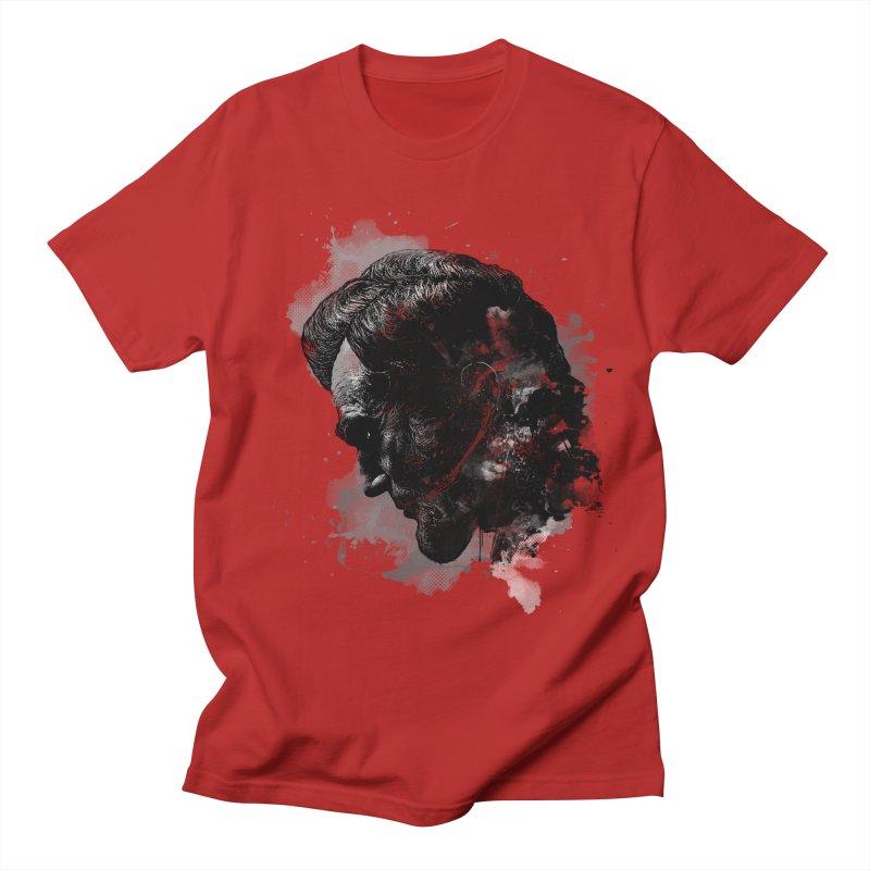 Lincoln Men's T-shirt by mitchdosdos's Shop