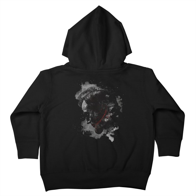 Lincoln Kids Toddler Zip-Up Hoody by mitchdosdos's Shop