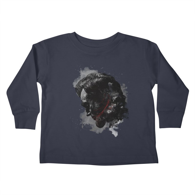 Lincoln Kids Toddler Longsleeve T-Shirt by mitchdosdos's Shop