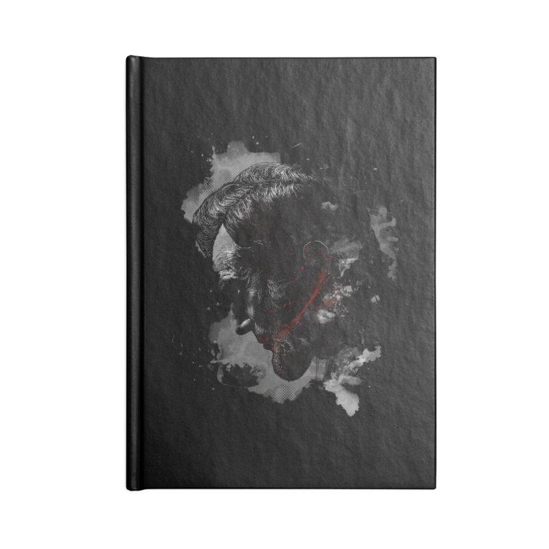 Lincoln Accessories Notebook by mitchdosdos's Shop