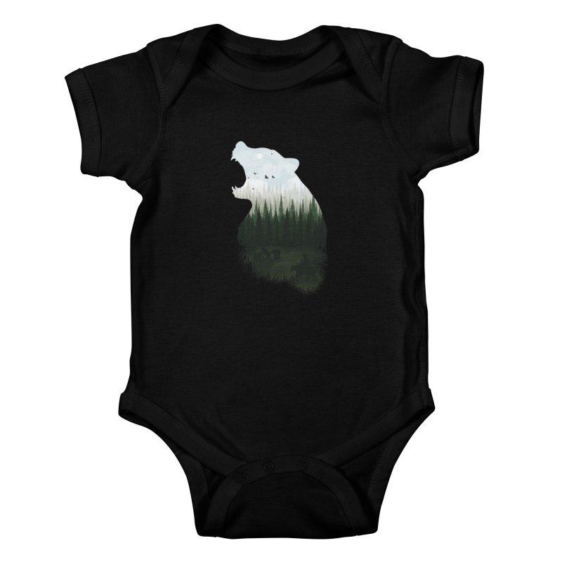 Wild Tune Kids Baby Bodysuit by mitchdosdos's Shop