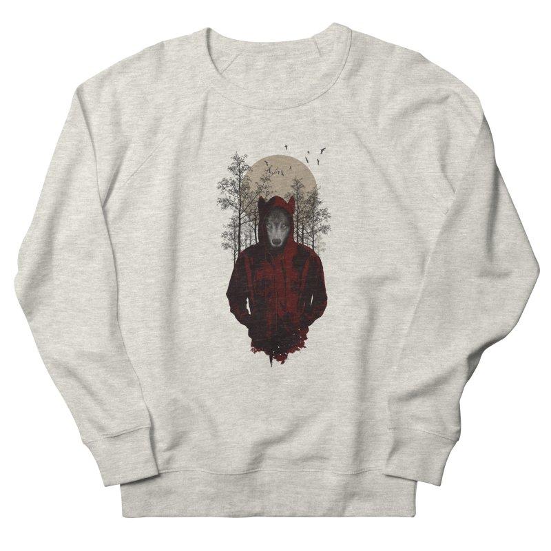 Red Hood Women's Sweatshirt by mitchdosdos's Shop