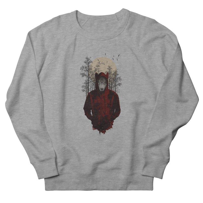 Red Hood Men's Sweatshirt by mitchdosdos's Shop