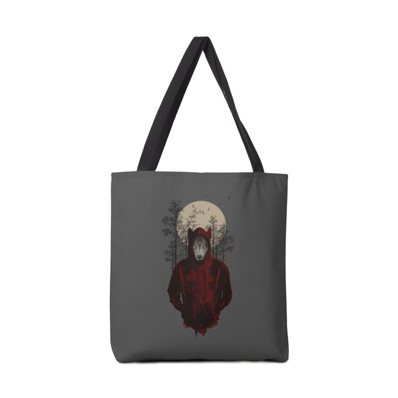 Red Hood Accessories Bag by mitchdosdos's Shop