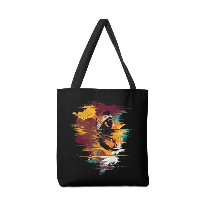 Raging Lion Glitch Accessories Bag by mitchdosdos's Shop