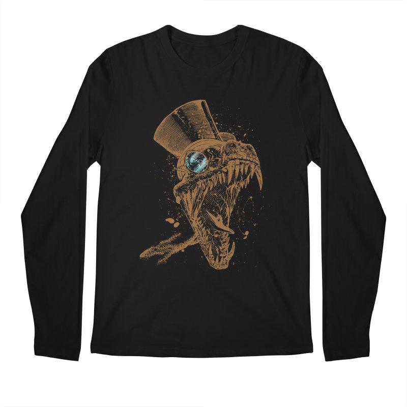 Dino Men's Longsleeve T-Shirt by mitchdosdos's Shop