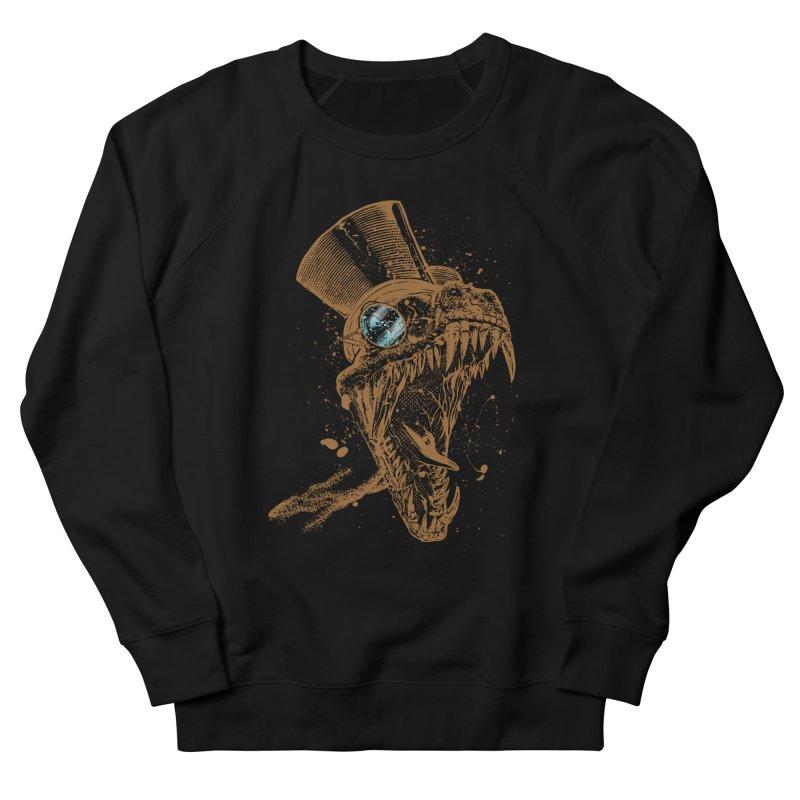 Dino Men's Sweatshirt by mitchdosdos's Shop