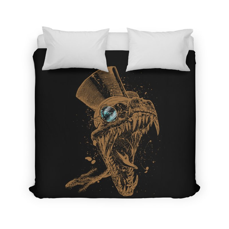 Dino Home Duvet by mitchdosdos's Shop
