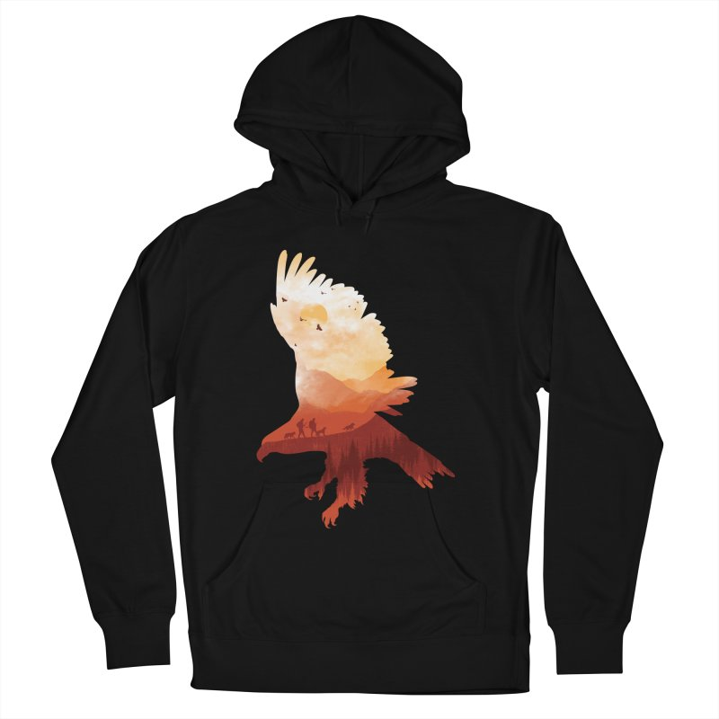 Dawn Hunters Women's Pullover Hoody by mitchdosdos's Shop