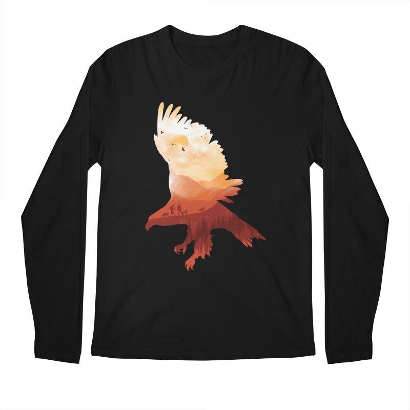 Dawn Hunters Men's Longsleeve T-Shirt by mitchdosdos's Shop