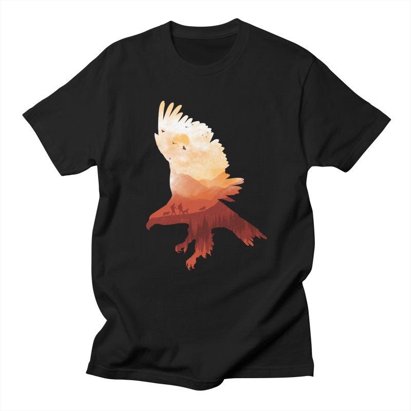 Dawn Hunters Men's T-Shirt by mitchdosdos's Shop