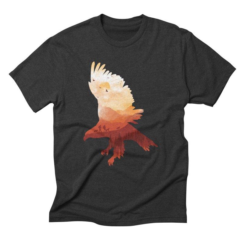 Dawn Hunters Men's Triblend T-shirt by mitchdosdos's Shop
