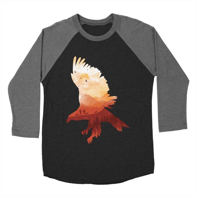 Dawn Hunters Women's Baseball Triblend T-Shirt by mitchdosdos's Shop