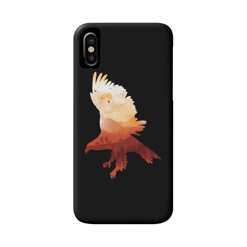 Dawn Hunters Accessories Phone Case by mitchdosdos's Shop