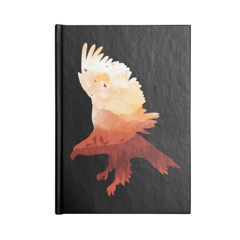 Dawn Hunters Accessories Notebook by mitchdosdos's Shop