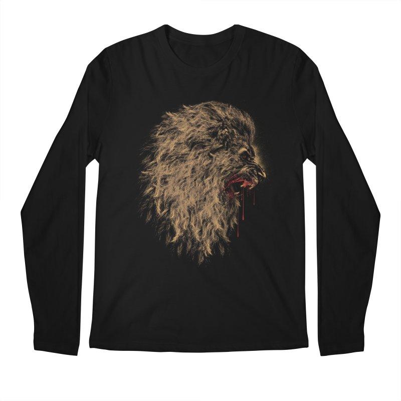 The King Men's Longsleeve T-Shirt by mitchdosdos's Shop