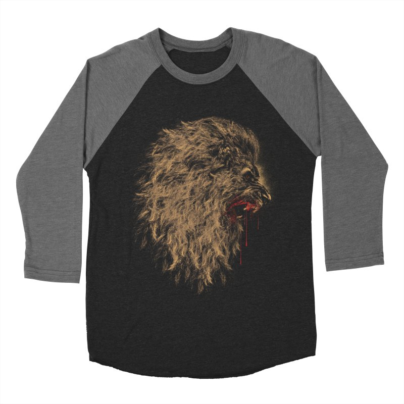 The King Women's Baseball Triblend T-Shirt by mitchdosdos's Shop