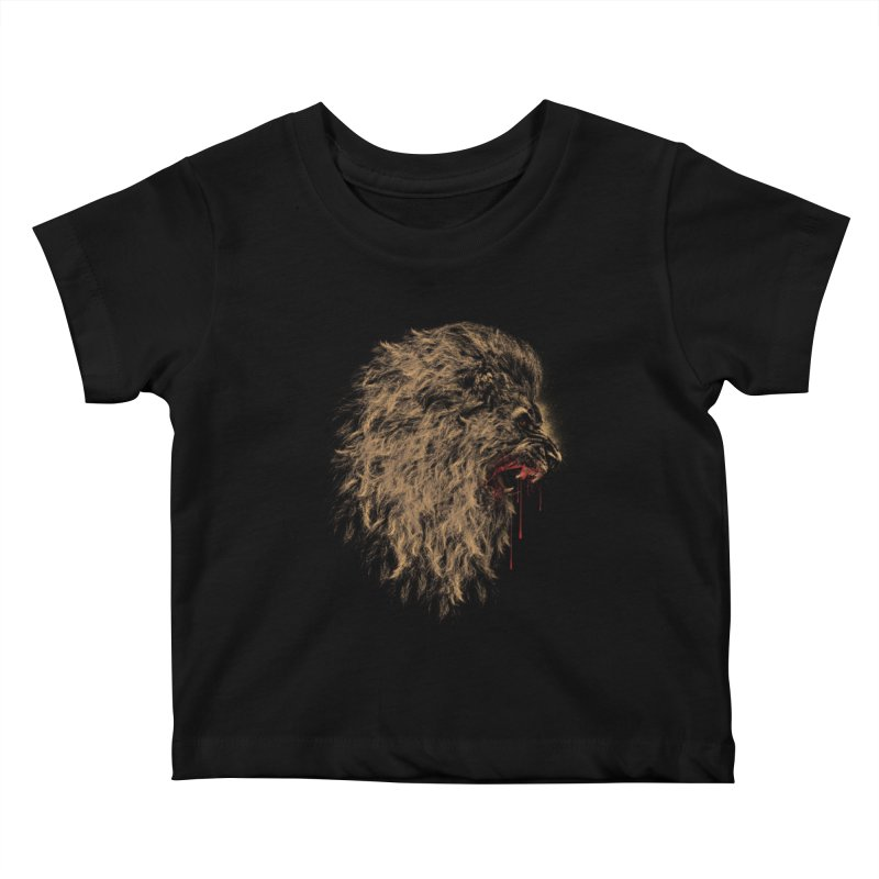 The King Kids Baby T-Shirt by mitchdosdos's Shop