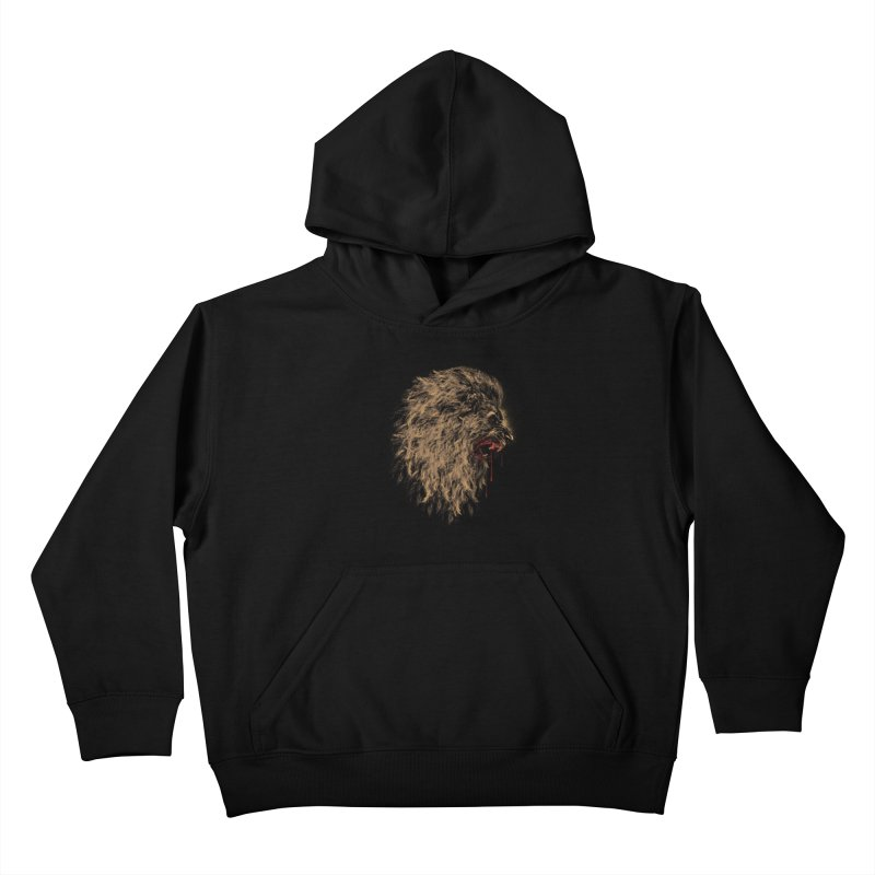 The King Kids Pullover Hoody by mitchdosdos's Shop