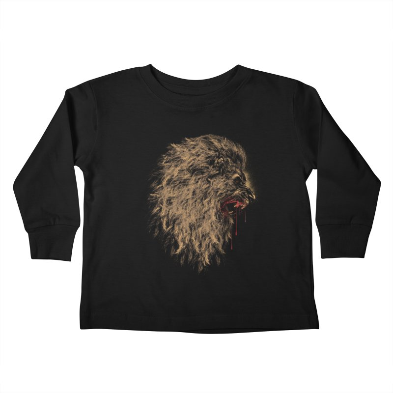 The King Kids Toddler Longsleeve T-Shirt by mitchdosdos's Shop
