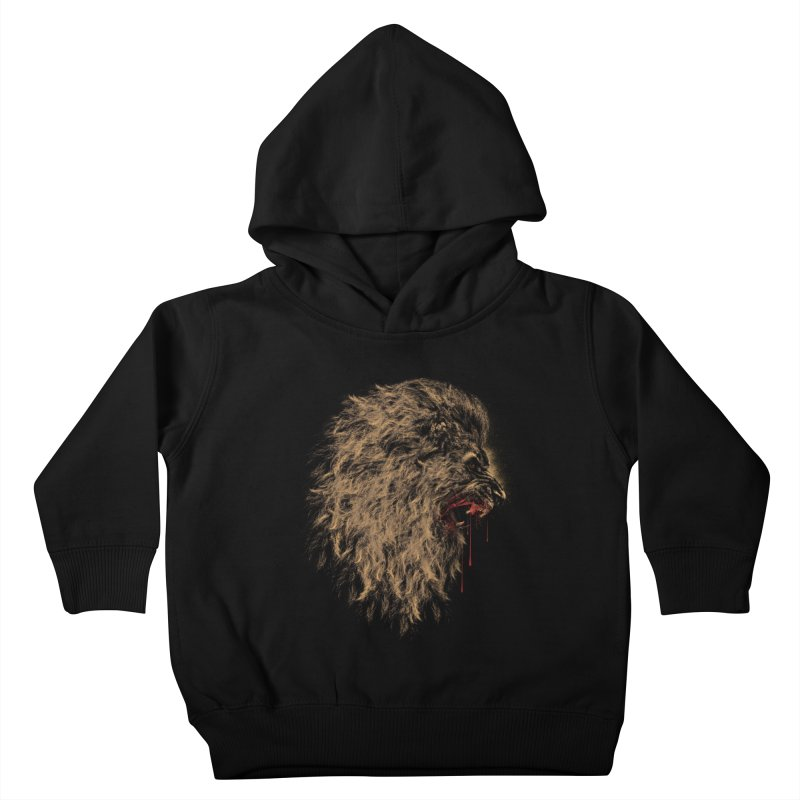The King Kids Toddler Pullover Hoody by mitchdosdos's Shop