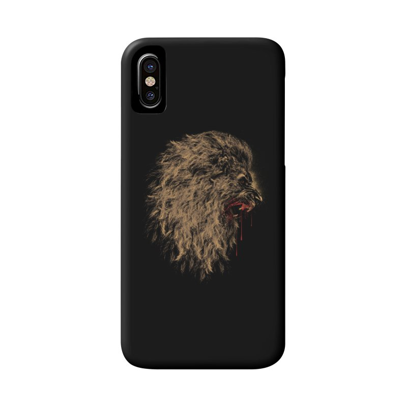 The King Accessories Phone Case by mitchdosdos's Shop